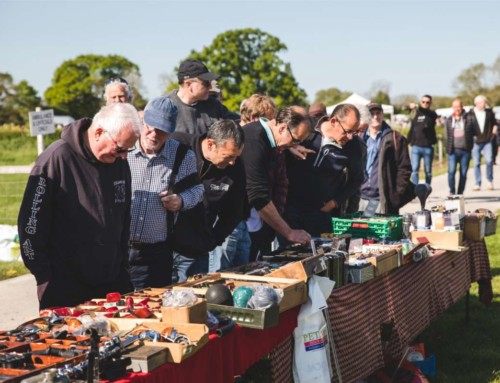 Bonhams MPH to sponsor Stratford Autojumble
