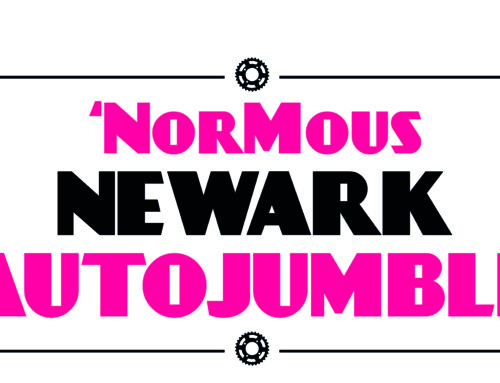 NORMOUS NEWARK AUTOJUMBLE IS GO ON AUGUST 16